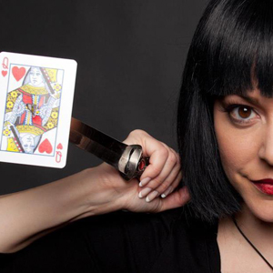 Los Angeles Female Magician Misty Lee