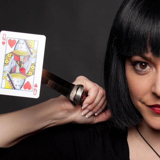 Misty Lee Women in Magic