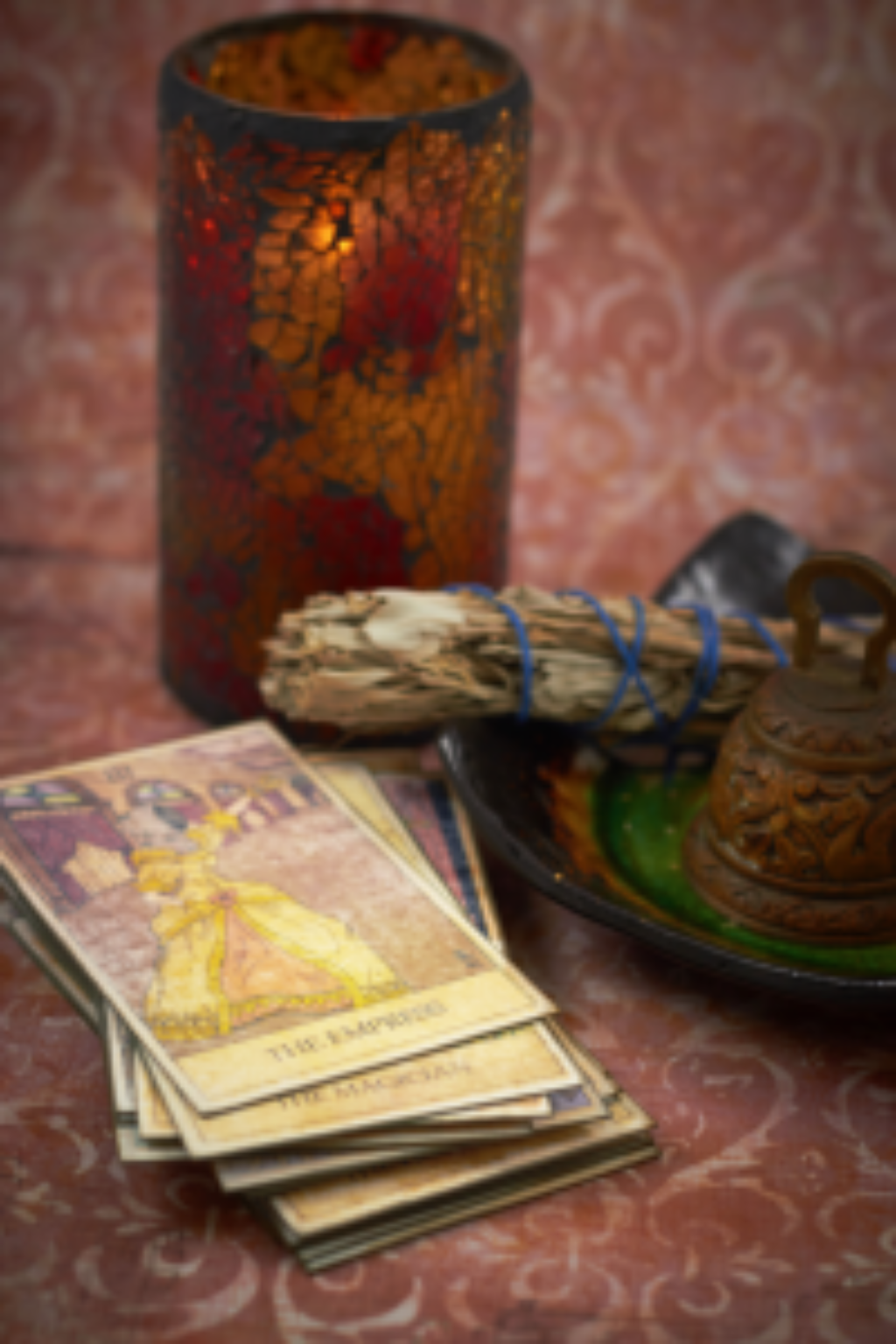 TAROT CARDS: SEXED-UP GO FISH, OR THE REAL DEAL?