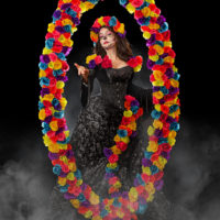 MistyLee-Publicity-DayoftheDead-Alone-Smoke-KevinMcShane