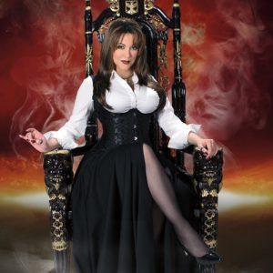 Misty Lee Headshot - Throne